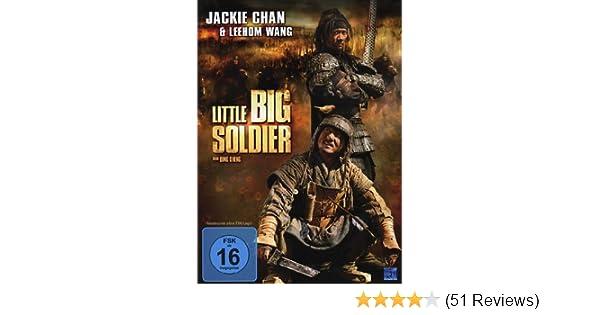 Jackie Chan Little Big Soldier Amazonde Jackie Chan Lee Hom