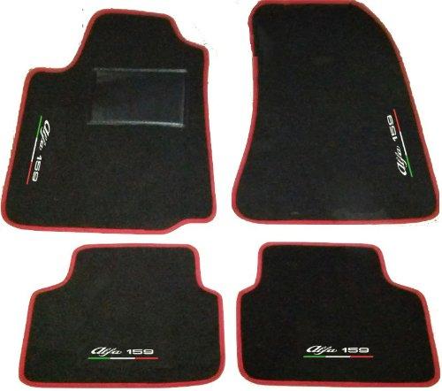 soncar-soncar-ensemble-complet-de-tapis-en-moquette-noir-avec-bord-rouge-sur-mesure-avec-broderie-et