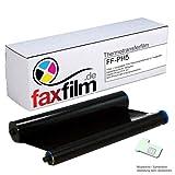 FAXFILM kompatibler Ink-Film ersetzt Philips PFA351 / PFA-351 / PFA 351 / PFA352 / PFA-352 / PFA 352 / geeignet für Philips Faxgerät Magic 5 / 5 Basic / 5 Eco / 5 Voice / PPF 631 / 632 / 636 / 650 / 675 / 676 / 685 / 695 / PPF620E / PPF650E / PPF685E / PPF631E Kapazität 140 Seiten