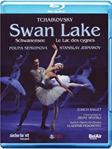 Le Lac Des Cygnes [Blu-ray] [(+booklet)] [(+booklet)]