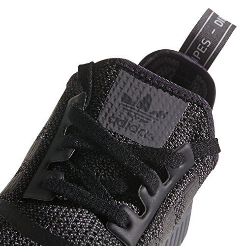 adidas NMD_ R1 BY9951, B79758 Chaussures Homme Noir Sneaker tecnologia Boost, Low-Top Core Black/Carbon/Ftwr White