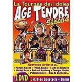 Âge Tendre-La tournée des idoles-Saison 4 [Import Italien]