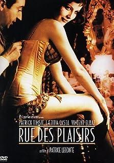 RUE DES PLAISIRS (Franzosische Sprache)