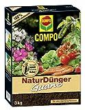 Compo 12451 NaturDünger Guano, 3 kg