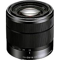 Sony Alpha Bandoulière fournie monture E 18–55mm F3.5–5.6OSS objectif