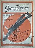 La Guerre aérienne illustrée. N°71 du 21 mars 1918 : Numéro spécial consacré à Roland Garros