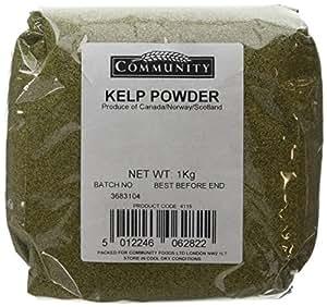 Community Foods Kelp Powder 1 Kg