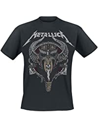 Metallica Viking T-Shirt Black M