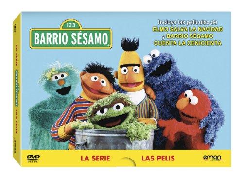 barrio-ssamo-serie-clsica-dvd