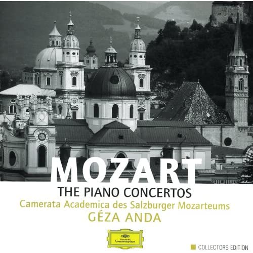 Mozart: Piano Concerto No.3 in D, K.40 - 3. Presto