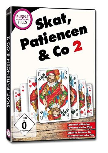 Skat, Patiencen & Co 2