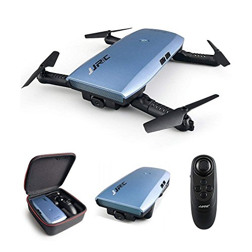 HappyCow JJR/C JJRC H47 Elfie Plus Quadcopter 720P WiFi FPV Faltbare Selfie Drone Mit Gravity Sensor Kopfloser Modus Höhenhaltemodus RTF