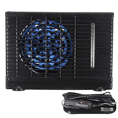 JK-2 Acondicionador portátil de 12V Refrigerador casero para el hogar Ventilador evaporativo de Agua...