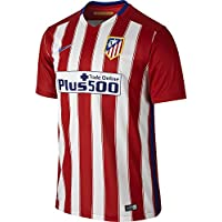 Nike 2015/16 Atlético De Madrid Home Stadium Men's Short-Sleeved Jersey