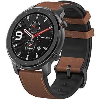 Huami Amazfit GTR 47mm Reloj Smartwatch Deportivo AMOLED de 1.39