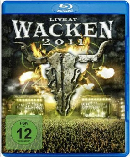 Wacken 2011 - Live At Wacken Open Air [Blu-ray] (Blu-ray Air)