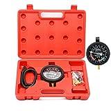 Freetec testeur de pompe à carburant et Aspirateur Carburateur Valve Jauge de pression testeur kit voiture camion
