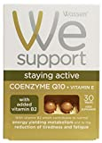 Coenzyme Q10 + Vitamin E (30 Tablets) - x 2 *Twin DEAL Pack* from WASSEN INTERNATIONAL