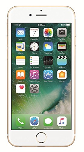 Apple iPhone 6 (Gold, 1GB RAM, 32GB Storage)