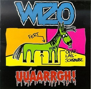Uuaarrgh by WIZO