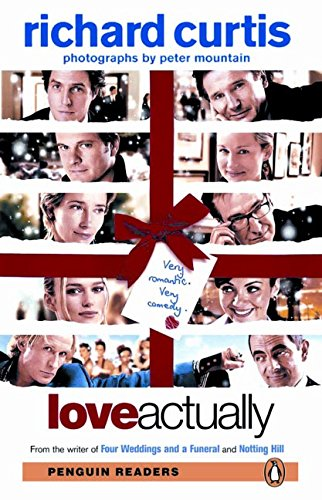Penguin Readers 4: Love Actually Book & MP3 Pack (Pearson English Graded Readers) - 9781408294376