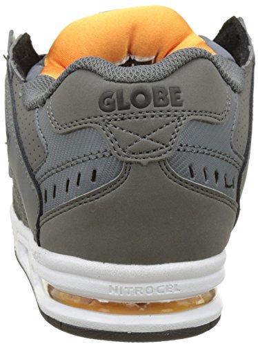 Globe Sabre - Chaussures de Skateboard - Homme Gris