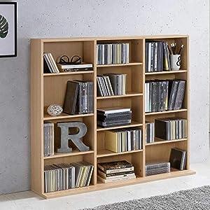 regal buche 100 cm breit dein haushalts shop. Black Bedroom Furniture Sets. Home Design Ideas