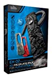 Playstation 3 - EX-02 Bluetooth Headset - Triple Faceplate Pack [Edizione: Germania]