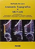 Anatomia topografica dei Munari