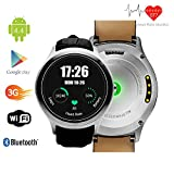 Indigi® GSM UNLOCKED! ANDROID 4.4 OS TOUCH SCREEN 3G SMART WATCH PHONE SMARTPHONE