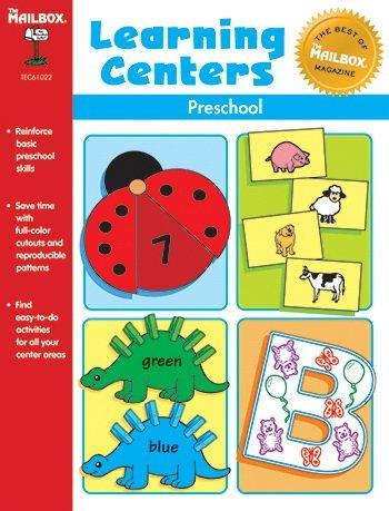 Das Bildungszentrum TEC61022 Lernzentren PRESCHOOL DIE BESTEN DER MAILBOX - Die Der Mailbox Besten