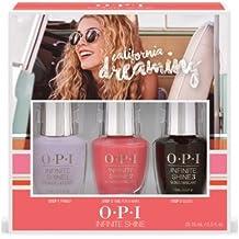 OPI Infinite Shine Lacquer - Summer 2017 California Dreaming - Trio Kit - 0.5oz / 15ml Each