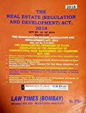 The Real Estate (Regulation And Development) Act, 2016 Together With The Maharashtra Housing Act,2012