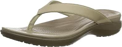 Crocs Women's Capri V Flip Flops   Sandals
