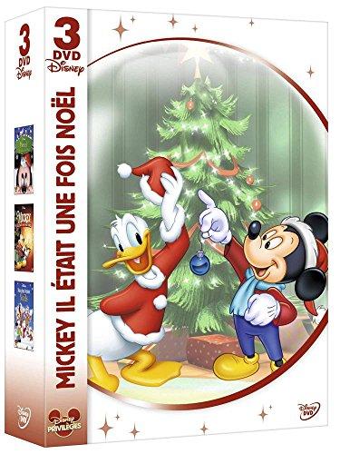 Coffret Mickey - Il était une fois Noël