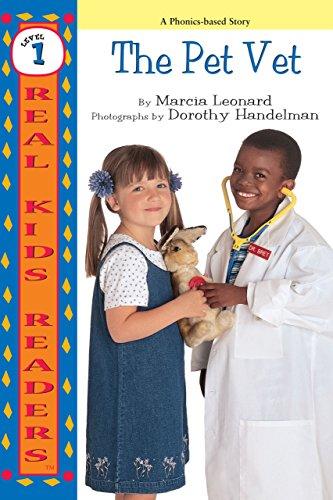The Pet Vet (Real Kids Readers Level 1)