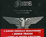 Saxon: Strong Arm of the Law/Denim & Leather (Audio CD)