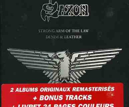 Strong Arm of the Law/Denim & Leather - Deluxe Edition