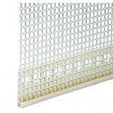bauFIT 25 PVC-Abschlussprofile 6mm 2,0m