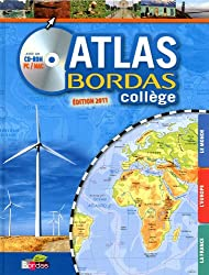 ATLAS BORDAS COLLEGE + CD-ROM - VERSION GRAND PUBLIC