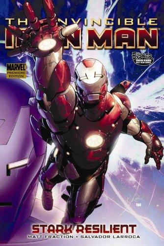 Invincible Iron Man - Volume 5: Stark Resilient - book 1 (Iron Man (Marvel Comics)) (Iron Man Comic Book 1)