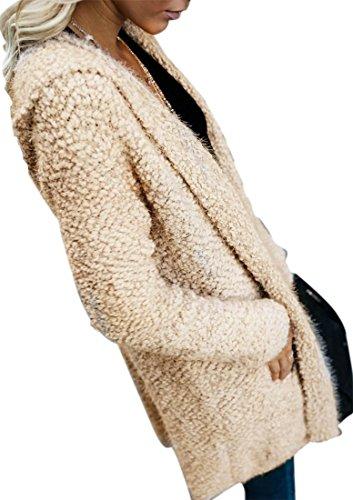 confit you - Gilet - Manches Longues - Femme X-Small Beige