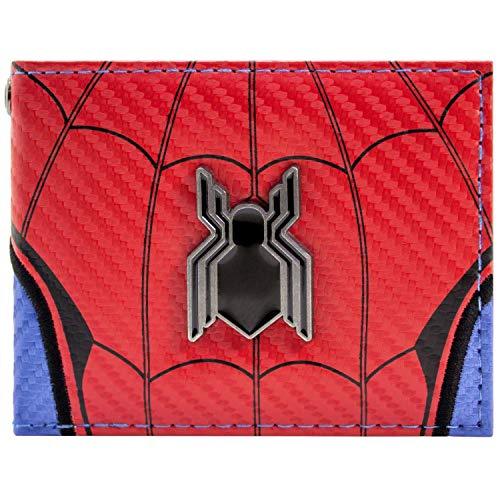 Marvel Spider-Man Heimkehr Logo Rot Portemonnaie Geldbörse