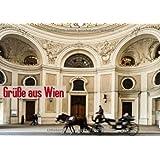 Grüße aus Wien (Wandkalender 2013 DIN A3 quer): Baudenkmäler der Habsburger (Monatskalender, 14 Seiten)