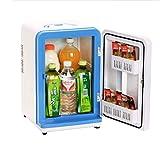 ABBY AFENG Elektrische Kühlbox mit Kühl- und Warmhaltefunktion - 12 Liter, 230V/12V DC