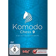 Komodo Chess 9 [import allemand]