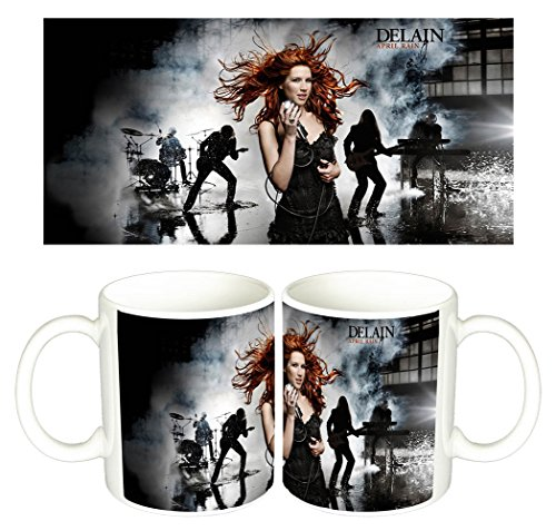 Delain April Rain Tazza Mug