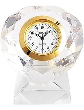 Tavolino Miniaturuhr - Kristall - Größe 4,9 cm Uhr 300412000127