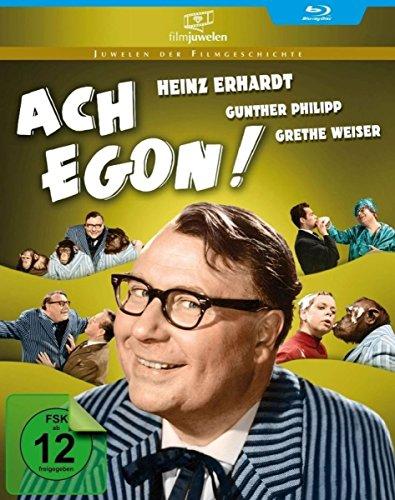 Heinz Erhardt - Ach Egon! [Blu-ray]