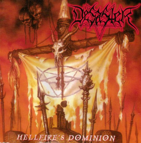 Hellfire's Dominion (UK Import)
